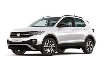 VW Volkswagen T-Cross
